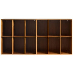 Two Mogens Koch Bookcases for Rud. Rasmussen