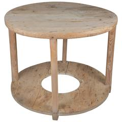 Spanish Rustique Pine Side Table