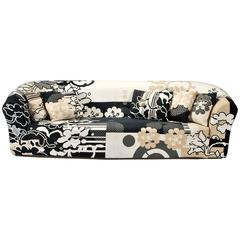Print Sofa Designed by Marcel Wanders for Moroso