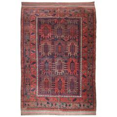 Antique Timuri Baluch Main Carpet with Classic Afghan Timuri Design, circa 1900