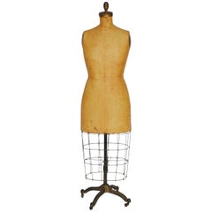 Bauman Ladies Model Dress Form Mannequin