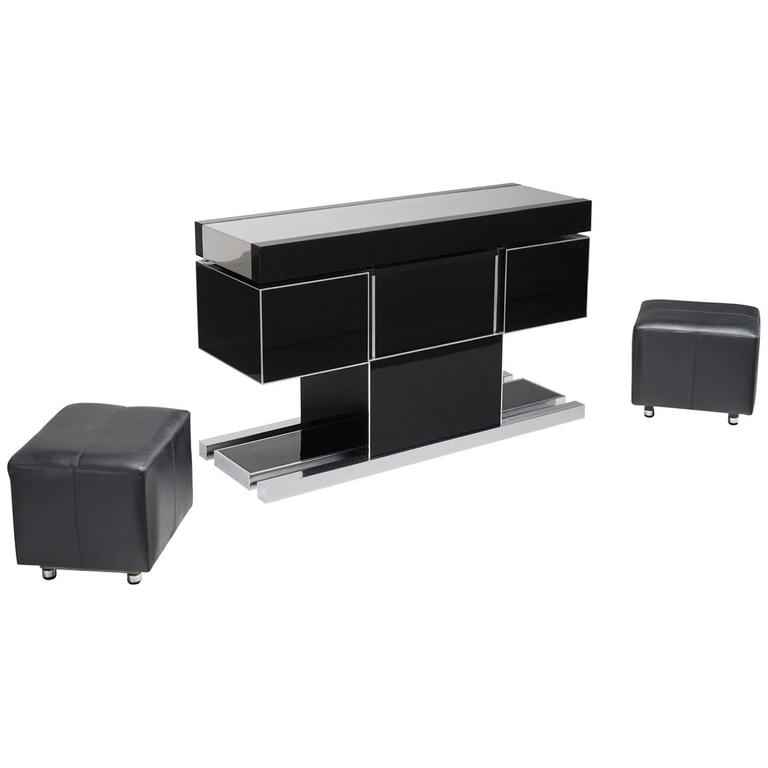 Willy Rizzo Dry Bar Set For Sale At 1stdibs