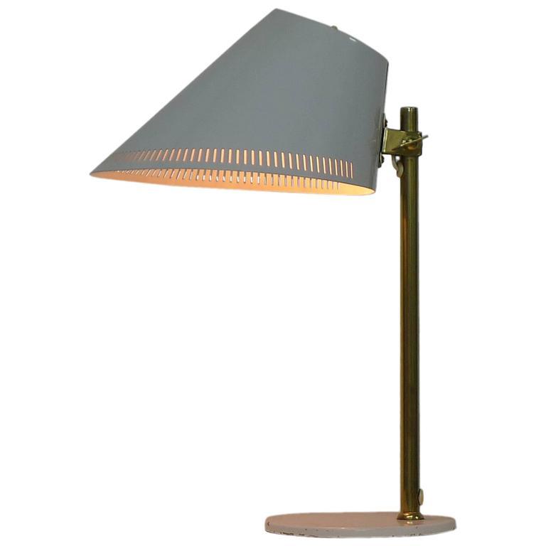 Paavo Tynell Lamp, Stamped Idman 1