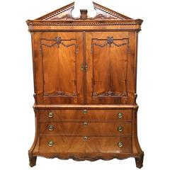 Dutch Louis XVI Cabinet