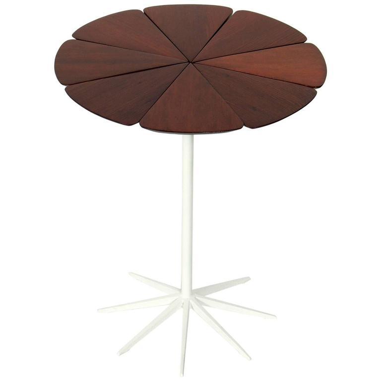 "Sculptural ""Petal"" Table Designed by Richard Schultz"
