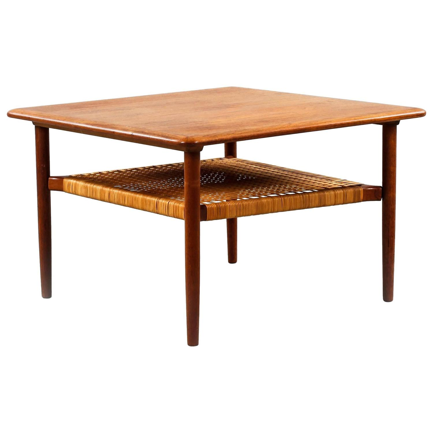 Coffee Table by Kurt Ostervig for Jason Mobler at 1stdibs