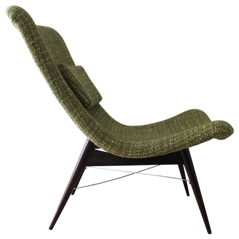 Lounge Chair by Miroslav Navratil 1