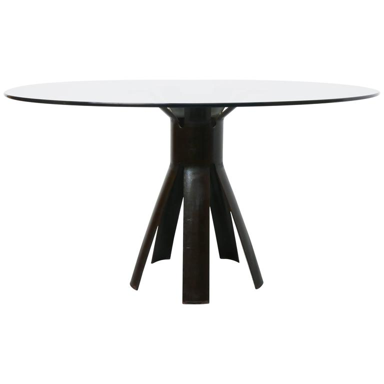 """Longobardo"" Table by Angelo Mangiarotti"