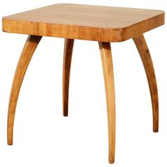 Coffee Table 'Spider' by Jindrich Halabala
