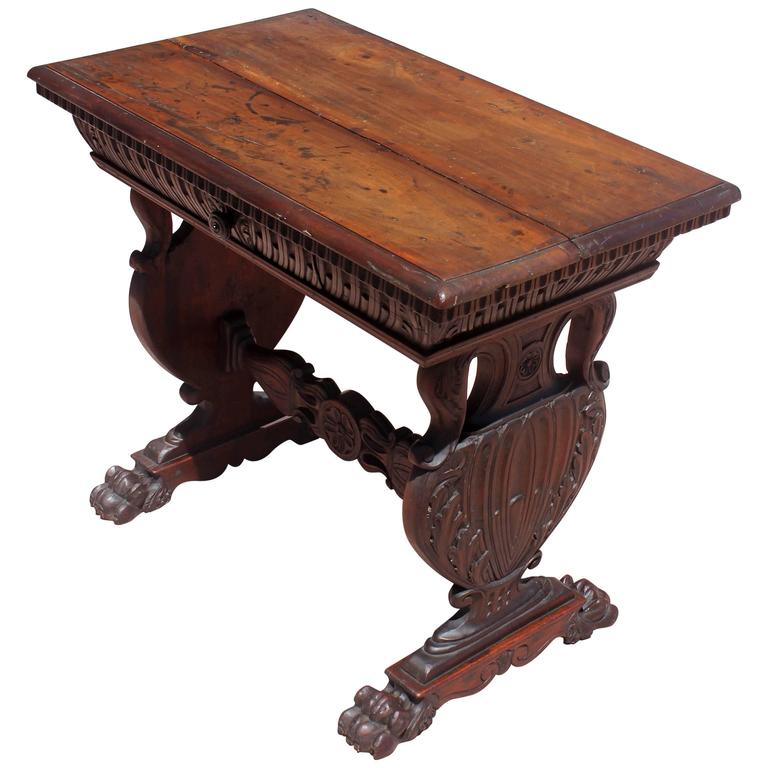 Italian Baroque Side Table