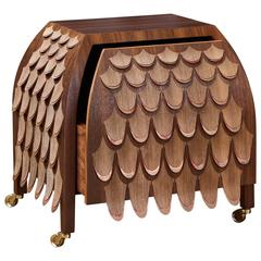 Pankalangu Side Table by Trent Jansen from Broached Monsters Collection