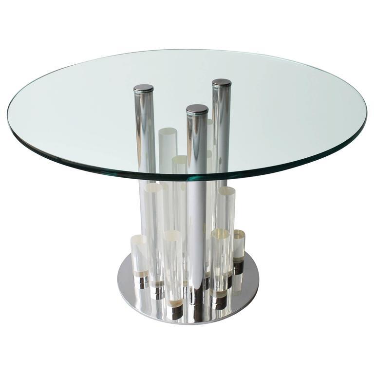 Charles Hollis Jones Skyscraper Table