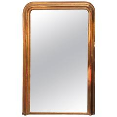 Grand French Floor Mirror