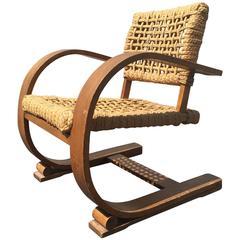 Audous-Minet Rope Armchair