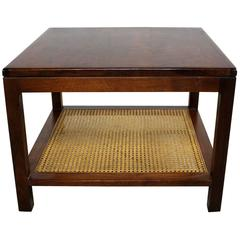 Founders Furniture Square End Table, Vintage, Mid-Century Modern