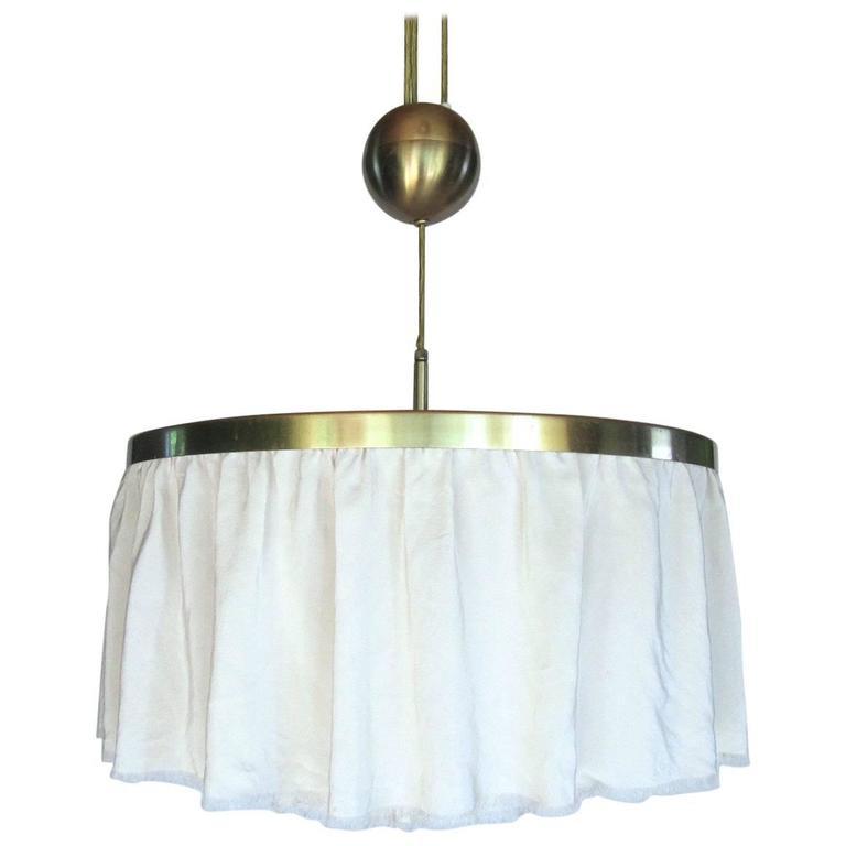 Adolf Loos, Bullet Train Lamp for J. T. Kalmar 1