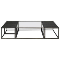 Bronze Coffee-Table Collection, by P. Tendercool