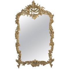 Richly Sculpted Mirror