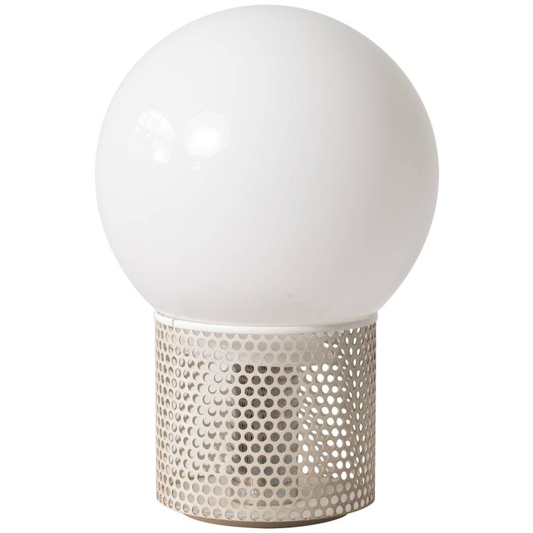 Orb Lamp by Michel Boyer For Sale