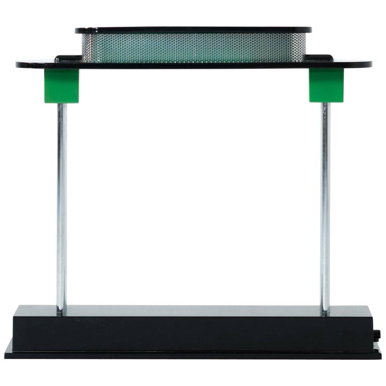 Pausani Desk Lamp Ettore Sottsass for Artemide For Sale