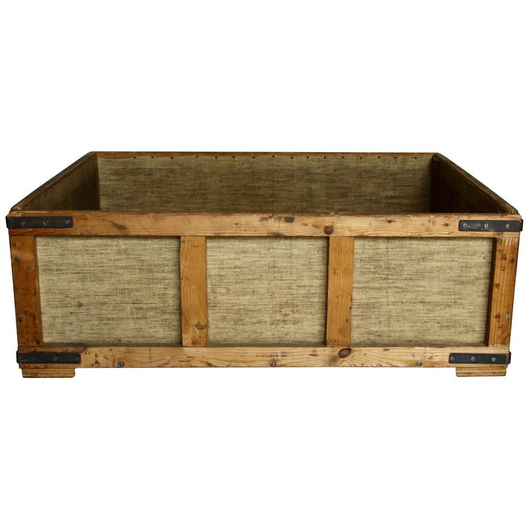 Cigar Factory Box