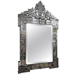Early 20th Century Venetian Style Mirror
