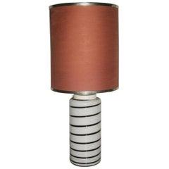 Table Lamp in Murano 1970 Italy Design