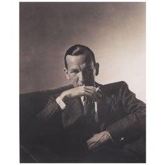 Horst P Horst, Noel Coward, Platinum Print