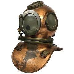 Draeger Scuba Diving Helmet
