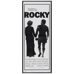"""Rocky"" Film Poster, 1976"