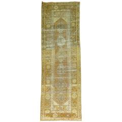 Distressed Turkish Anatolian Runner