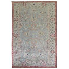 Silk Antique Turkish Sivas Rug