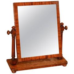 Regency Antique Platform Mirror, circa 1820