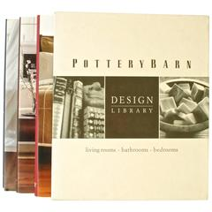 Pottery Barn Design Library, Living Rooms, Bathrooms, Bedrooms