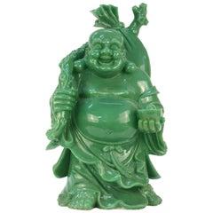 Large Resin Buddha by Dorothy Thorpe