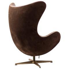 Golden Egg Chair
