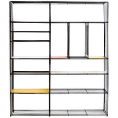 Tjerk Reijenga for Pilastro Standing Wire Bookshelf