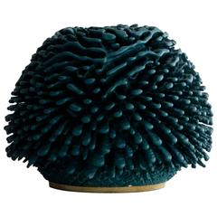 Unique, Hand-Thrown Urchin by The Haas Brothers, USA, 2016