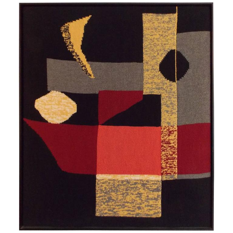 Modern Abstract Fiber Art For Sale At 1stdibs