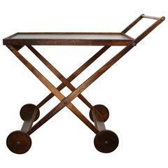 Dennett and Fetz Bar Cart