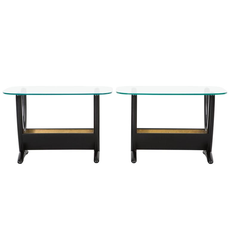 Set of Adrian Pearsall Side Tables