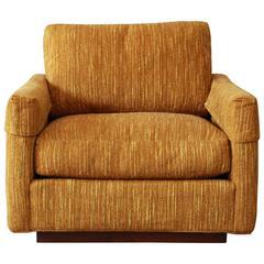 Milo Baughman for Thayer Coggin Cube Lounge Chair