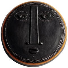 Decorative Ceramic Mask by Dalo