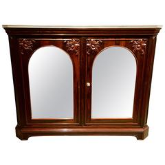 Rosewood Side Cabinet, Chiffonier Base
