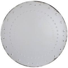 Round Venetian Mirror, 21st Century