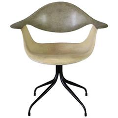Original DAF Swag Leg Chair by George Nelson, 1958