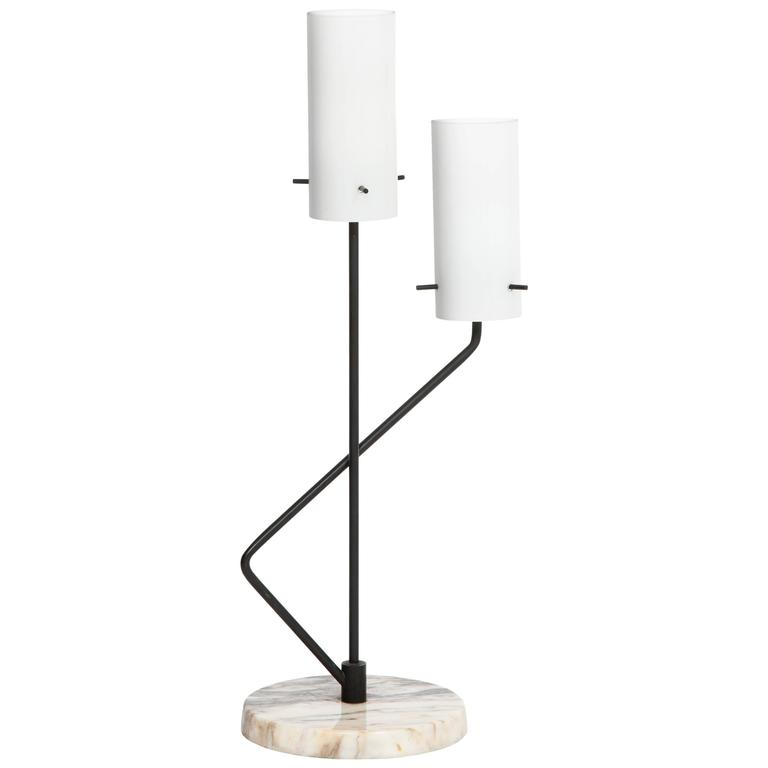 Table Lamp by Gilardi & Barzaghi 1