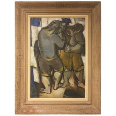 """""""The Boxers"""" by Roger Tolmer"""