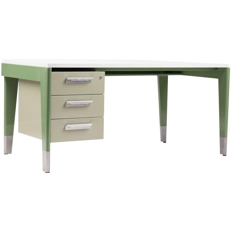 jean prouv bureau m tallique g star raw edition by vitra. Black Bedroom Furniture Sets. Home Design Ideas