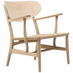 Hans Wegner Signed Limited Edition Ch22 Lounge Chair